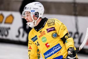 Magnus Fryklund blir kvar i Broberg. Bilden är en arkivbild.