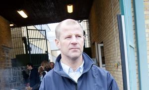 Hallchefen Mats Ehn. Foto: Magnus Grimstedt/LT-arkiv