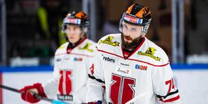 Nick Ebert gjorde under vintern 33 (11+22) poäng på 49 matcher för Örebro. Foto: Simon Eliasson/BILDBYRÅN