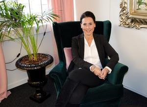 Som vd över PK Group basar Susanna över sju anställda.