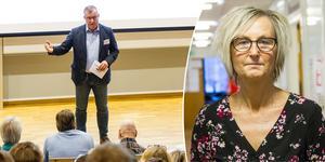 Att näringslivschef Hans-Göran Karlsson pratat enskilt med personalen om kritiken han fått mot sig ska inte ha mottagits bra av några i personalen, berättar Lisa Johansson, ordförande på fackförbundet Vision.