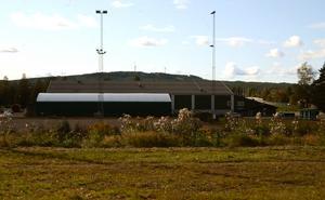 Hans Unander ser Sportfältet som ett bra alternativ för att bygga ett nytt badhus i Malung.