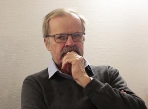 Bo Färdigh, PRO Älvkarleby-Marma, litar inte på att kort och swish är helt säkert som betalningsmedel.