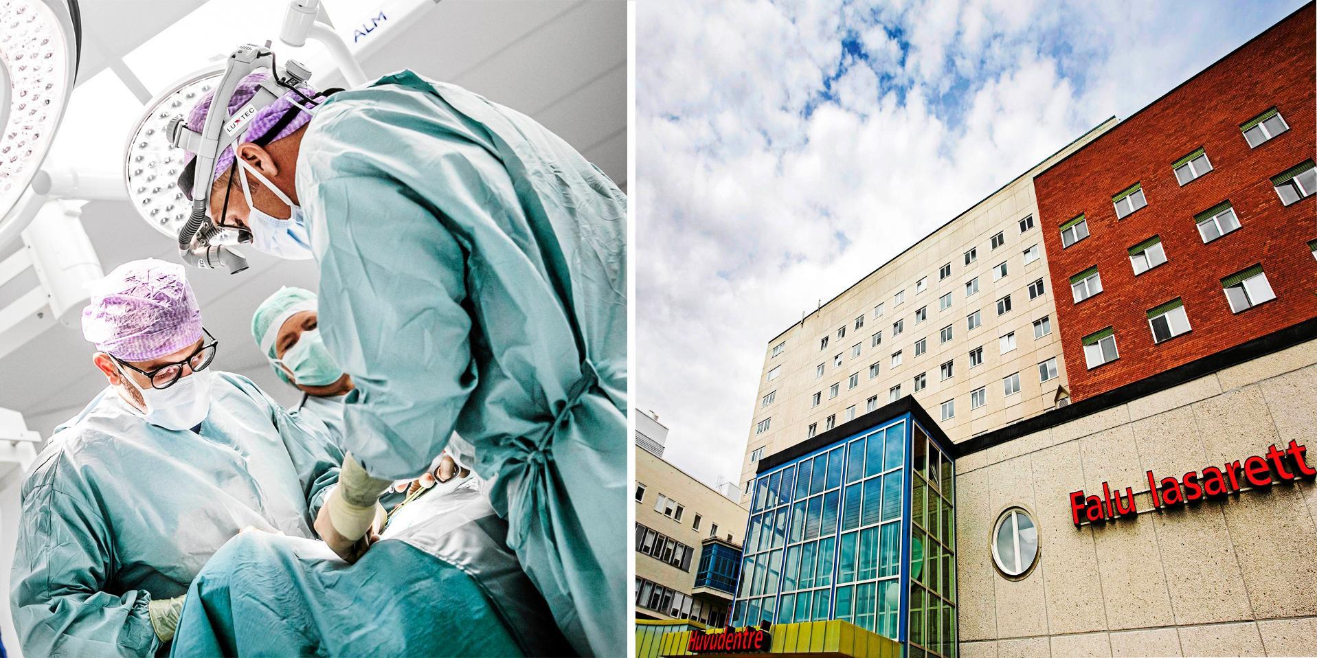 """Fick vänta i sju månader – nu görs lex Maria-anmälan: """"Begränsade möjligheter att operera lägre prioriterade åkommor"""""""
