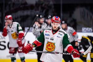 Mattias Nörstebö missar både Västerås och Almtunamatchen. Foto: Maxim Thoré / BILDBYRÅN