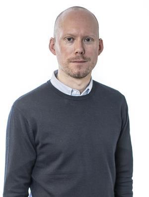 Dick Åström, enhetschef på Trafikverket Förarprov i Farsta. Foto: Trafikverket