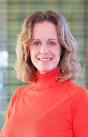 Maria Dahlström. Foto: Pressbild
