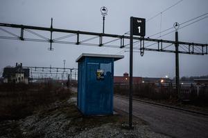 Norra station i Fagersta är en plats som uppfattas som otrygg av en del Fagerstabor enligt tidigare trygghetsundersökningar.