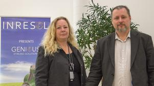 Susanne och Stefan Mastonstråle är hoppfulla efter att fordringsägarna gett klartecken för den fortsatta rekonstruktionen av företaget.