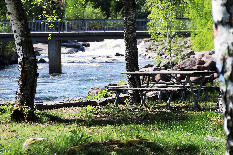 Ljusdals folkpark vacks till liv