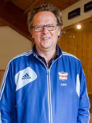 Lars Ericsson, arrangör på Ånäsparken.