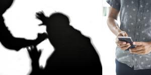 Under 2019 anmäldes 27 fall av misshandel i Nynäshamns kommun där offret och gärningsmannen var obekanta, och där misshandeln skedde utomhus. Totalt 17 rån anmäldes också, där unga bland annat blev av med dyr teknik. Bilden är ett montage. Foto: Anders Wiklund, Isabell Höjman/TT.