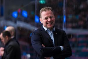 Henrik Stridh, assisterande tränare i Luleå. Foto: Kenta Jönsson/Bildbyrån