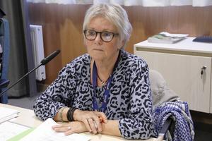 Yvonne Oscarsson, (V), har tillit till att Gullvivans nedläggning sköts professionellt av personal och chefer.