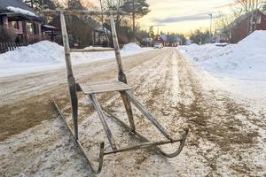 Spark fast inte på hal is. Borde det bli ändring på enligt ett nytt medborgarförslag till Härjedalens kommunpolitiker.