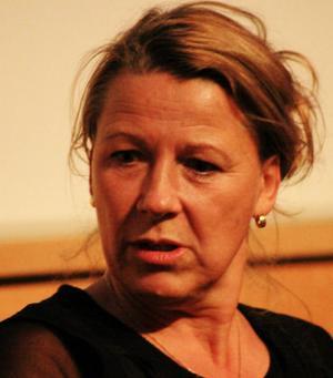 """Lotta Lundberg utgår från verkliga händelser i sin roman """"Ön""""."""