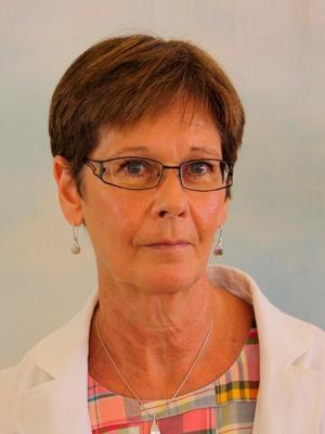 Karin Torberger är den kvinna som får högst lön i Norberg. Foto: Region Västmanland