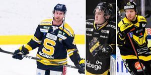 Tolv spelare har lämnat SSK, men troligtvis var det få som lagledningen ville behålla – Sebastian Dyk är en av dem. AIK och VIK har råkat ut för större spelartapp. Foto: Bildbyrån