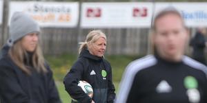 Efter två lärorika och roliga säsonger lämnar Eva Lambertsson tränarrollen i Ljusdals IF.