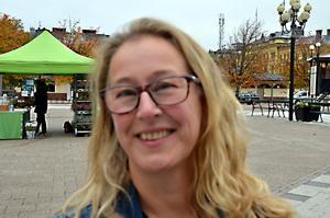 Maria Andersson, 50 år, lärare, Nordanstig.
