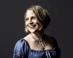 Christina Larsson Malmberg, Sundsvallssopran med barockspecialisering. Pressbild