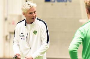 Jörgen Wålemark, tränare i J-Södra.