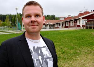 Förvaltningschef Kent Ylvesson har bland annat nya datorer till skolorna som investeringsönskemål 2019.