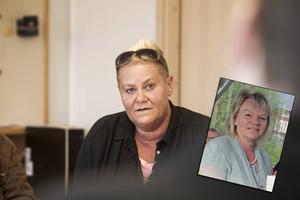 Helena Brink lämnar Centerpartiet till förmån för Moderaterna. Något som överraskar kretsledaren Jaana Hertzman (lilla bilden) som fick läsa om det i tidningen.