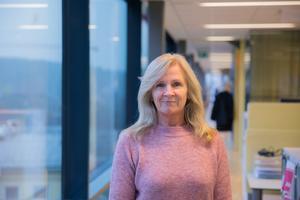 Lenita Granlund har sett till att få en ekonomi i balans. Delårsboksluten visar att socialnämnden väntas klara sin budget i år, att äldreomsorgsnämnden väntas går 11,2 miljoner minus och omsorgsnämnden 22,8 miljoner kronor plus.