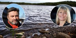 Foto: Mats Laggar, Catharina Hugosson, pressbild. Bilden är ett montage.