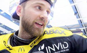 Petter Mattsson är för alltid en del av den historiska VIK-trupp som avancerade till Hockeyallsvenskan säsongen 17/18.