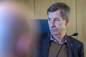 Kommunchefen Anders Johansson söker åter igen ett nytt kommunchefsjobb utanför Bollnäs.