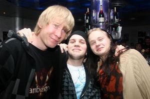 Silk. Janni, Tommy och Marcus