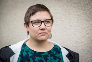 Anna Ljungberg fick diagnosen ME 2017.