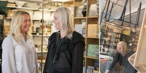 Inredningsbutiken Akeba startades 1976 av Anki Belsander, men 2017 tog Johanna Burell över den.