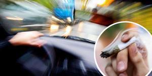 En man i 20-årsåldern misstänks för flera brott. Foto: Gorm Kallestad, Helena Landstedt