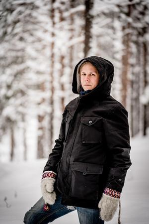 Carl-Johan Utsi / TTI David Väyrynens diktsamling uttrycks en vördnad inför själva