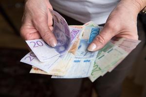 Kurt Edstrand undrar varför ingen vågar ta upp frågan om ATP-fonderna. Bild: Henrik Montgomery/TT