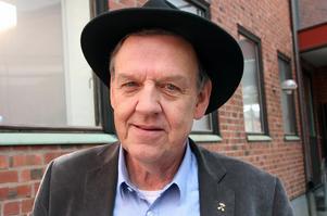 Jan-Olof Montelius är ordförande i föreningen Dalkarlsvägen.