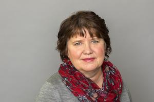 Åsa Holgersson, ordförande i Vårdförbundet Västernorrland, tror att regionens ambitioner att sätta stopp för stafetter som bor i regionen kan handla om att tvinga personalen att i stället ta fasta tjänster: