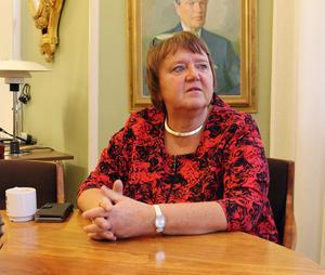 AnnSofie Andersson vill se en omgående polisanmälan från Östersundshem kring de misstankar som nu har presenterats från bolagets sida.