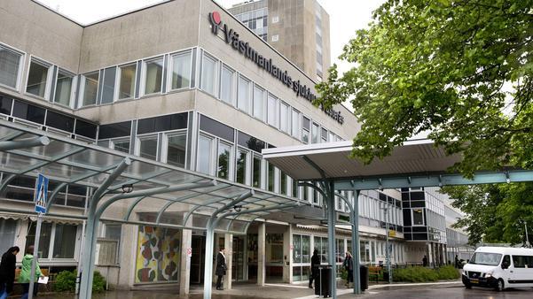 Västmanlands sjukhus Västerås.