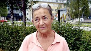 Gudrun Fahlander, 68 år, pensionär, Söderköping: