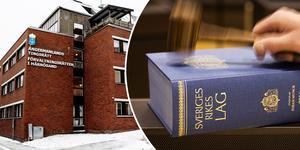 En man från Örnsköldsvik döms för ofredande efter att ha trakasserat en kvinnlig granne.