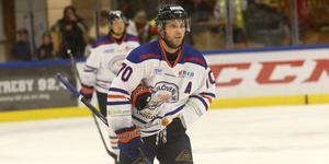 Max Lalander har inte spelat hockey sedan den 13 november och lär tidigast göra comeback den 28 december. Allt på grund av en hjärnskakning.