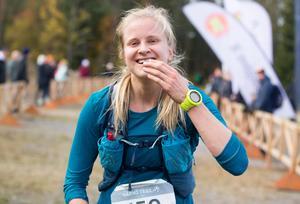 Vann damklassen gjorde Maja Falk från Ulricehamn med drygt två minuter ned till närmsta konkurrent.