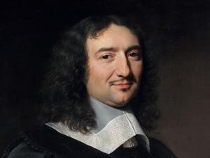 Frankrikes finansminister Jean-Baptiste Colbert (1619-1683). En varm anhängare av merkantilism.