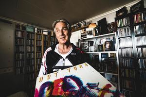 Håkan Sannemo är stolt över att ha bidragit med namnet till Hot Tunas skiva