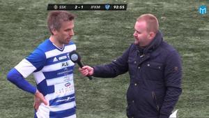 Per Fyhrs mål räckte inte till poäng för IFK Mora.