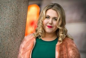 Christina Nilsson, 27, provade sjunga opera redan som tolvåring hemma i Ystad hos sin lärare på den kommunala kulturskolan.Foto: Claudio Bresciani / TT